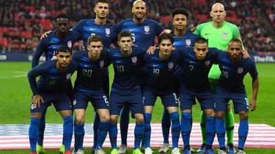 Jugadores de Estados Unidos confían en un triunfo ante Italia
