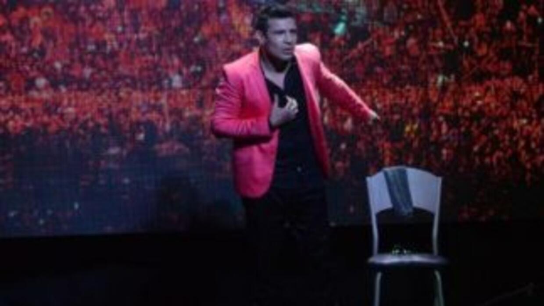 Sergio 'Maravilla' Martínez debutó en teatro (Foto: Twitter).