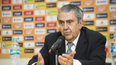 El presidente de Tigres, Alejandro Rodríguez, quiere a Egidio Arévalo co...