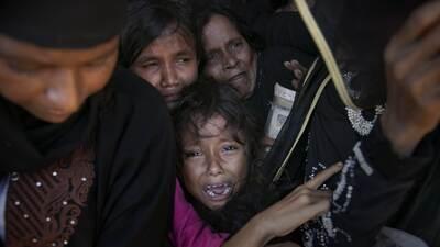 Enfermedades y desnutrición: el sufrimiento de los niños rohingya (fotos)