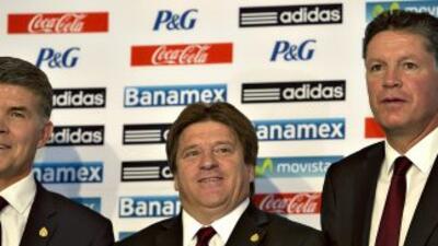 Miguel Herrera: Duele dejar a algunos afuera'