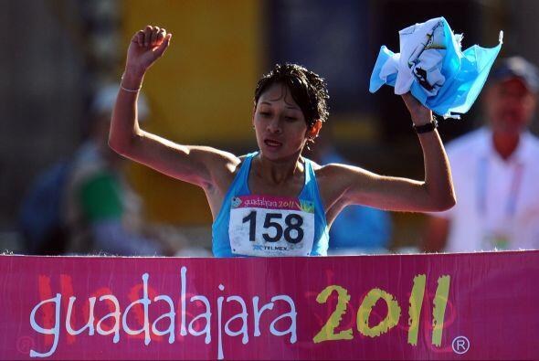 Guatemala rompe el dominio mexicano en la caminata con el triunfo en las...