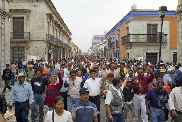 El sindicato disidente de maestros en México que realizó un paro de labo...