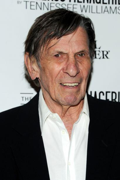 Tristemente, Leonard Nimoy, más reconocido por su papel de Spock en Star...