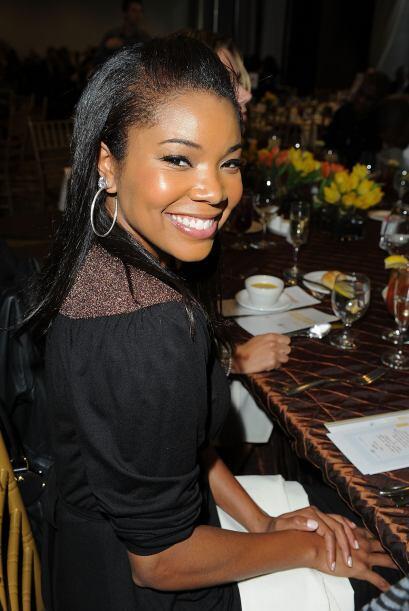 Gabrielle Union es una bella actríz que está en pareja con Dwyane Wade,...