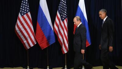 Obama urge a Putin cesar bombardeos contra la oposición moderada en Siri...
