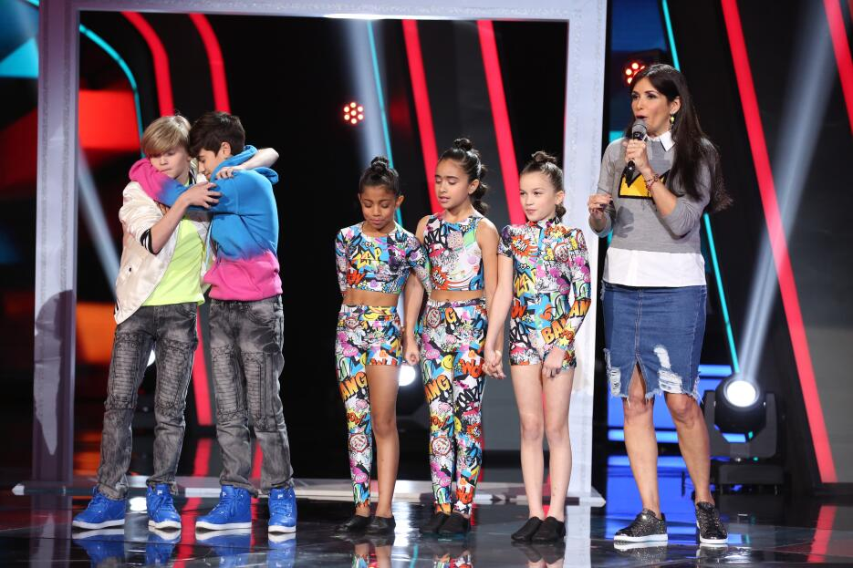El segundo show de Pequeños Gigantes USA estuvo lleno de emociones, risa...