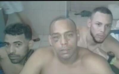 Grupo de cubanos denuncia que fueron golpeados en un centro de inmigraci...