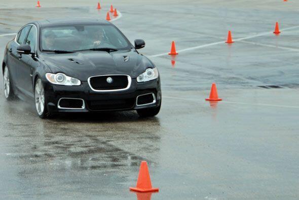 Jaguar realizó su cuarta y última sesión de la Performance Academy 2010...