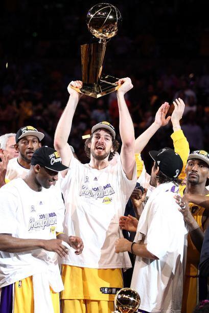 Este título significaría el segundo campeonato de la NBA p...