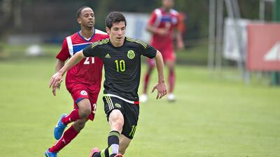 Marco Bueno es uno de los futbolistas que estará en Toronto.