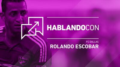 Rolando Escobar, mediocampista de FC Dallas