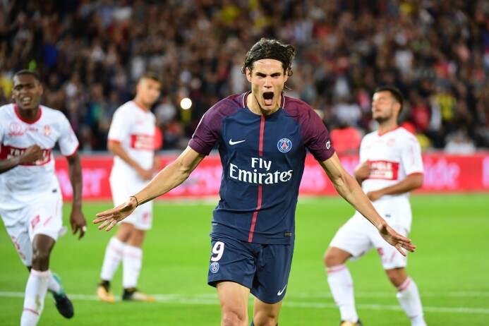 Tercer gol del delantero en 3 partidos jugados de la Ligue 1.
