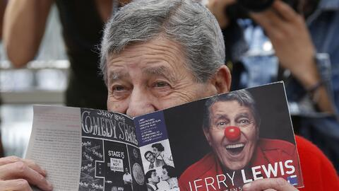 Jerry Lewis muere