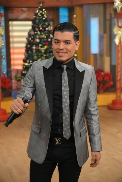 Noel Torres llegó al programa para contagiar a todos con su estilo único...