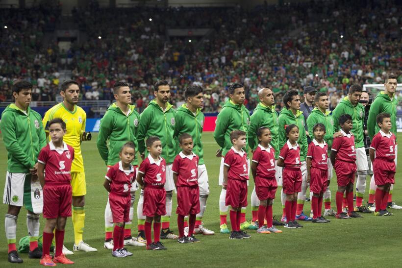 Seleccionados México vs. Curazao