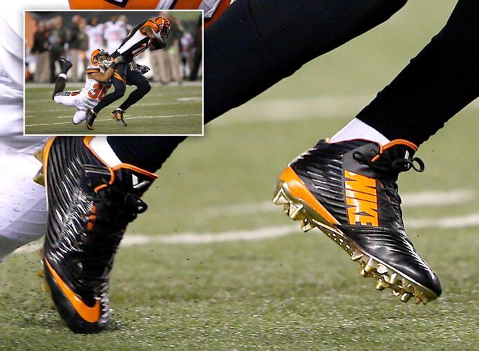 El mejor calzado en la NFL - Semana 9 02.jpg