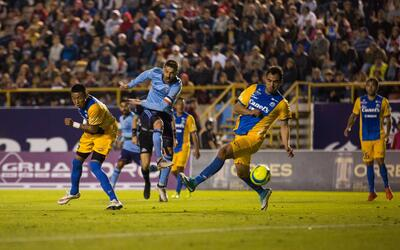 David Villa NYCFC vs. Atlético San Luis