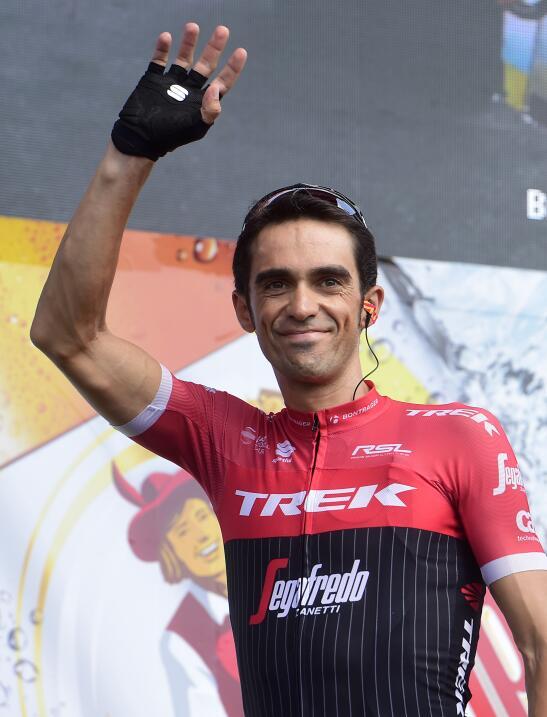 Alberto Contador: el clembuterol le pagó caro al ciclista esppañol que t...