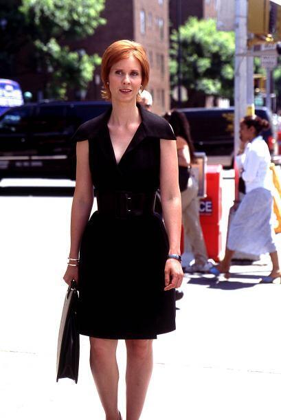 Cada chica tenía un estilo único y admirable. Miranda era la pelirroja d...