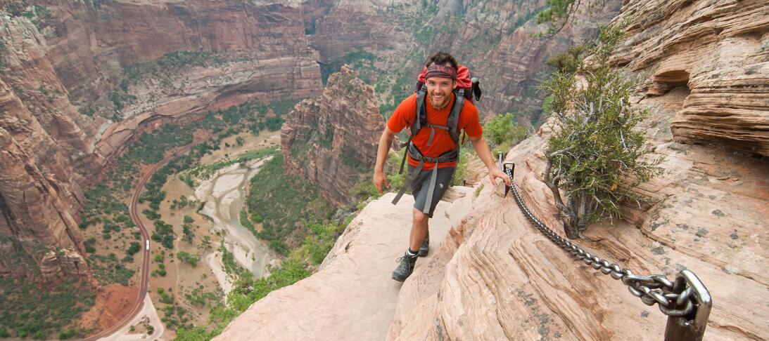 Estos son los 10 parques nacionales más visitados de Estados Unidos  zi...