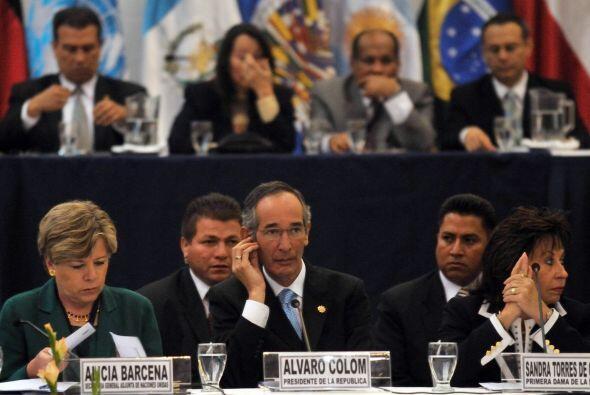 """En Guatemala, agregó, """"todos tienen que ser ciudadanos de primera clase""""..."""