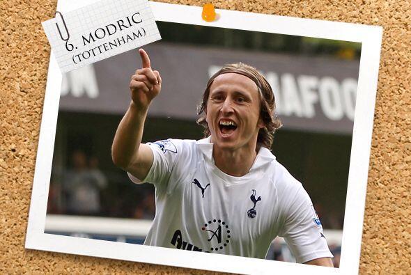 Luka Modric hizo más que lo necesario para que lo incluyeramos.