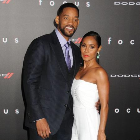 Jada Pinkett y Will Smith