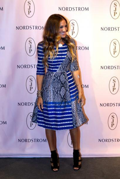 Sin duda Sarah Jessica Parker es toda una reina de la moda, estos fueron...