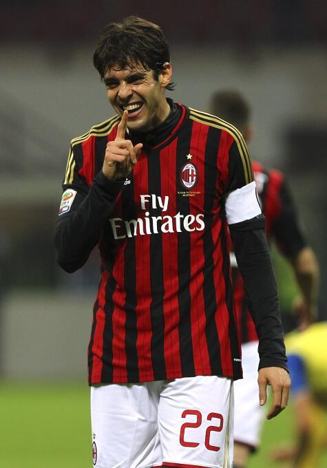 El 31 de agosto de 2013 se confirmó el regreso de Kaká al A.C. Milan por...
