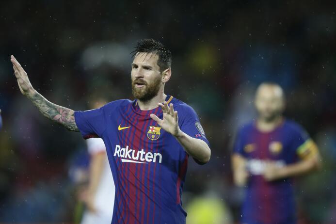 Lionel Mesis (Barcelona) - 46 millones de euros
