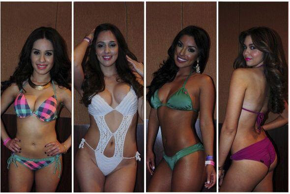 La audición de Nuestra Belleza Latina en Los Ángeles reuni...