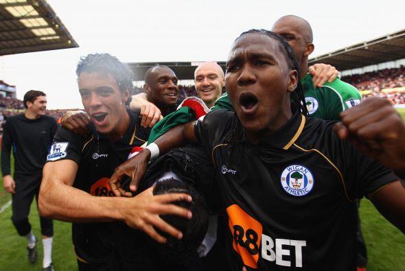Para esto enfrentó al Stoke City y con un gol de 'Rodagol' logró el vali...