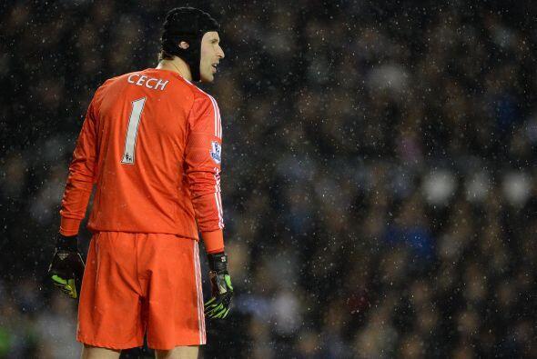 Petr Cech: Luego de ser una de las estrellas del Chelsea, ahora se manti...