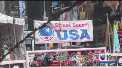 Street Soccer USA National Cup llega a Sacramento