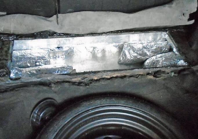 Encuentran metanfetamina escondida en tortillas en la frontera de Arizon...