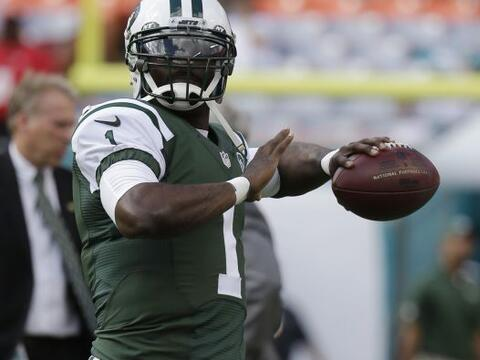 Quarterback.- Michael Vick (AP-NFL).