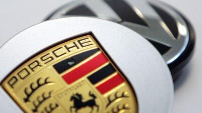 VW prentede apoderarse del 50.1% restante de Porsche para ser el único d...
