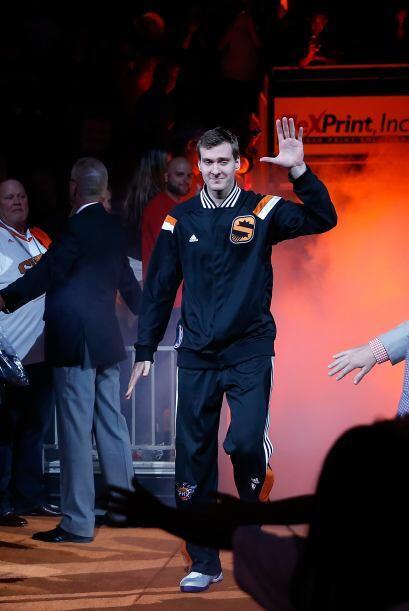 Zoran Dragic -  Los Suns entregaron a Goran y su hermano Zoran al Heat.