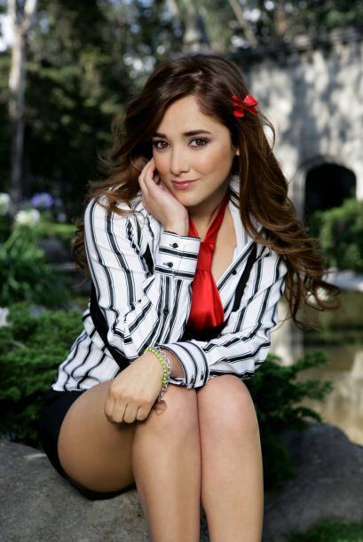 Se ha consolidado como una de las actricez más bellas y talentosas de Mé...