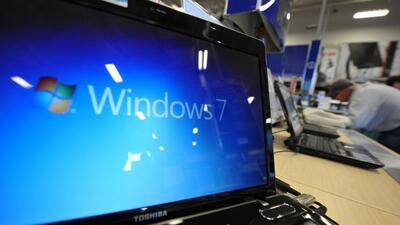 Enero de 2015 será cuando Microsoft deje de dar soporte técnico a Window...