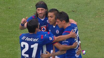 En un juego sin mucho brillo, Cruz Azul por fin ganó, Puebla le regaló u...
