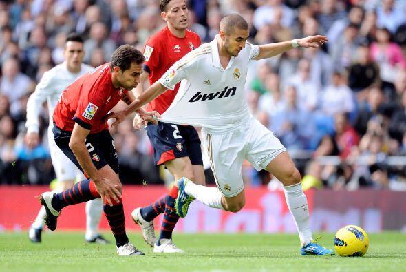 Por último, pero no menos importante, está el francés Karim Benzema.