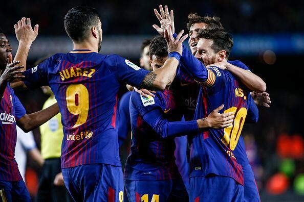 En fotos: Barcelona de récord con triplete de Messi 943128200.jpg