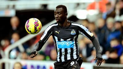 El jugador del Newcastle engañó a su novia.