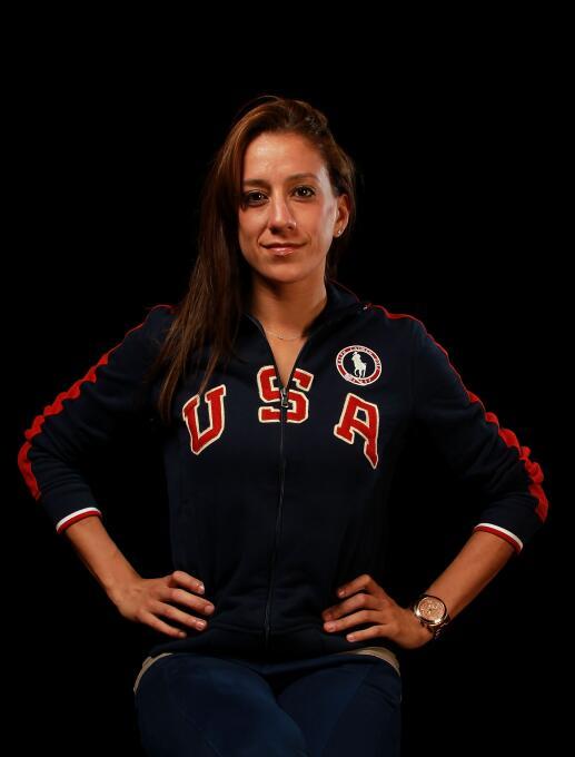 La taekwondista Diana López, de raices nicaragüenses dejó en alto el nom...