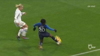 ¿Gol? ¡Golaaaazo de Francia! Ya le gana 2-0 a Estados Unidos