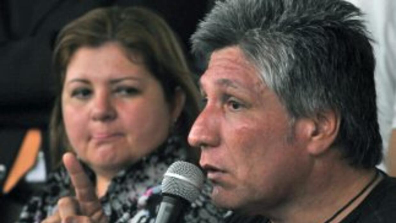 El ex diputado y ex rehén de las FARC Sigifredo López.
