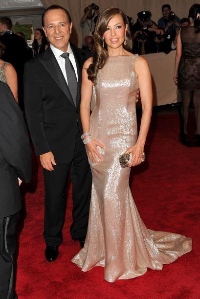 Según cuenta Thalía, tuvo la fortuna de conocer a Tommy hace más de una...