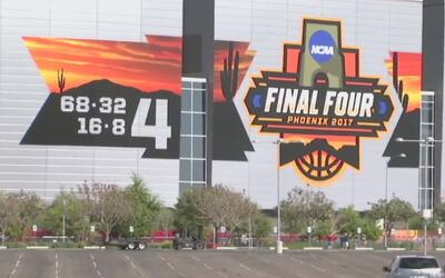Este fin de semana Phoenix vive la fiebre del Final Four